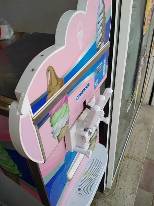 قیمت دستگاه بستنی ساز قیفی