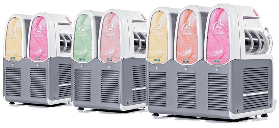 دستگاه بستنی ساز سنتی صنعتی