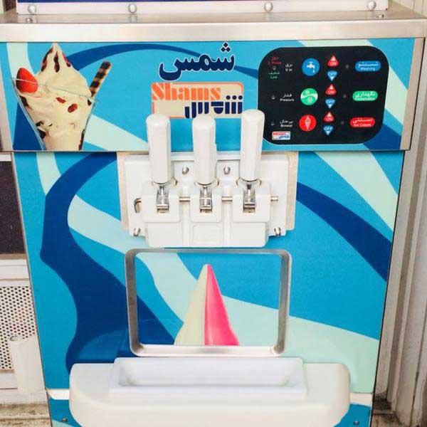 قیمت دستگاه بستنی ساز صنعتی