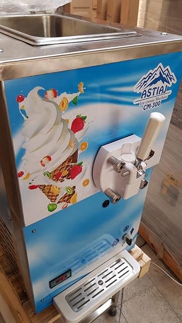 قیمت بستنی ساز خانگی کمپرسوردار