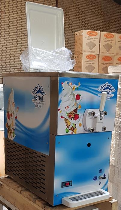 طرز تهیه بستنی با دستگاه بستنی ساز خانگی