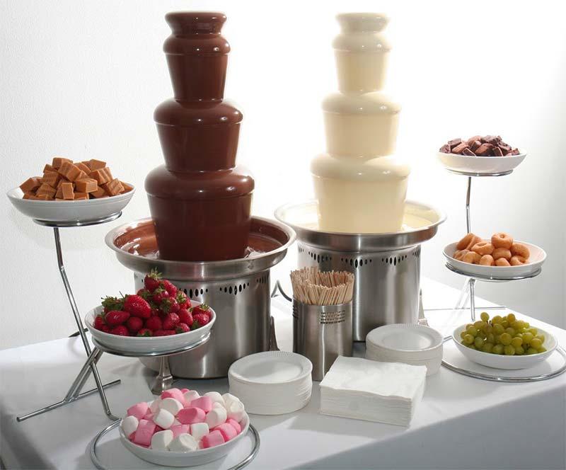 قیمت دستگاه شکلات آب کن