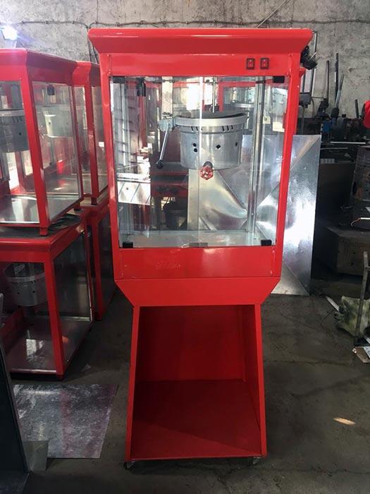 دستگاه پاپ کرن ساز صنعتی