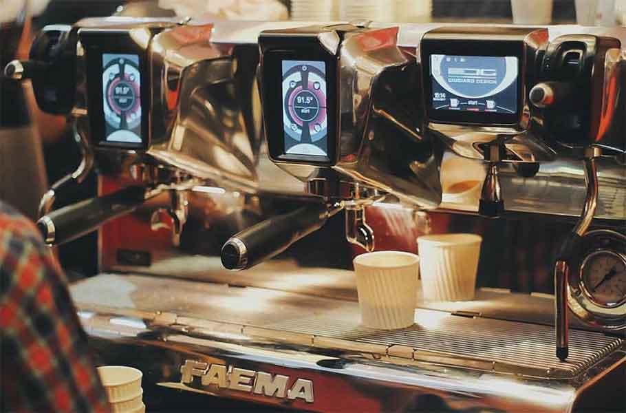 قیمت دستگاه قهوه ساز faema