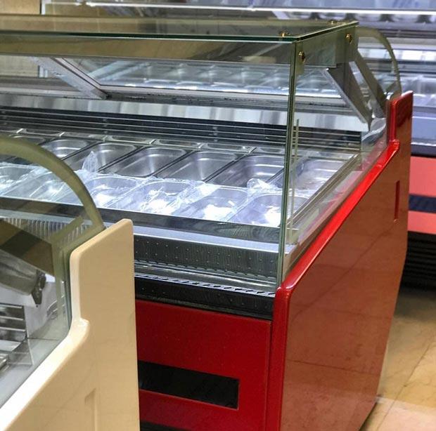 قیمت یخچال تاپینگ دار