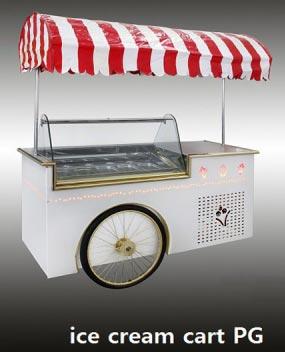 تاپینگ بستنی کوچک