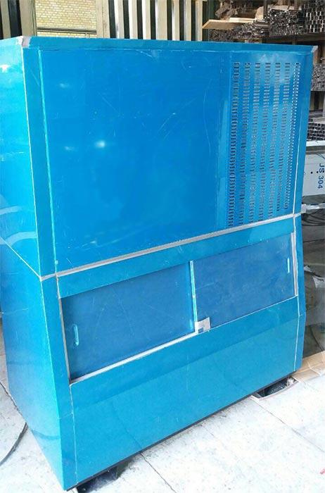 دستگاه یخ ساز قالبی صنعتی