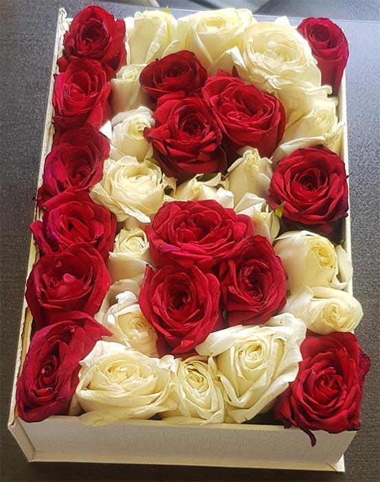 قیمت باکس گل کوچک
