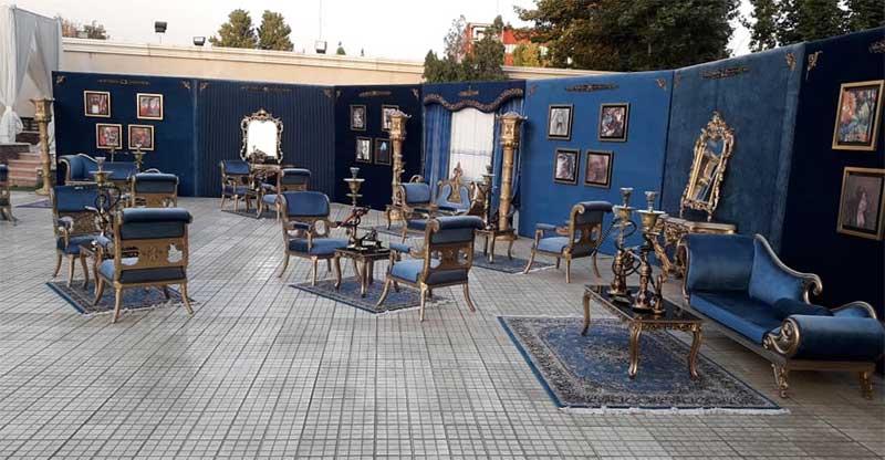 طراحی داخلی به سبک مراکشی