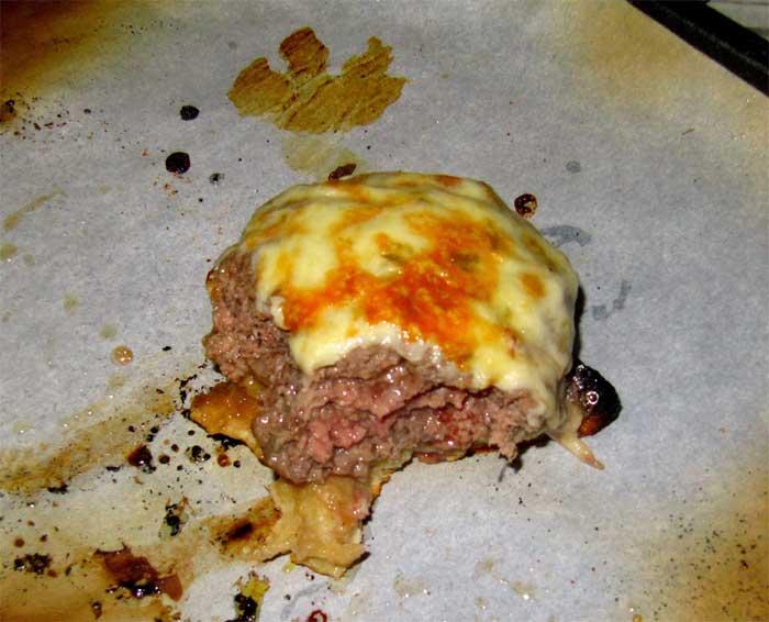 طرز تهیه همبرگر خانگی اپارات