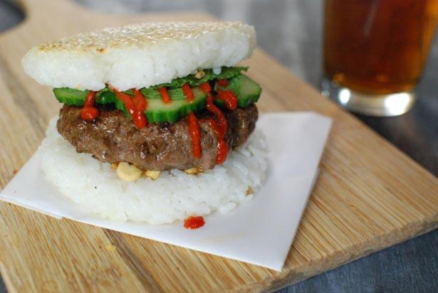 کباب همبرگر