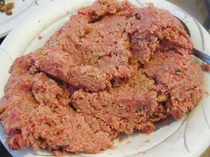 طرز تهیه برگر گوشت