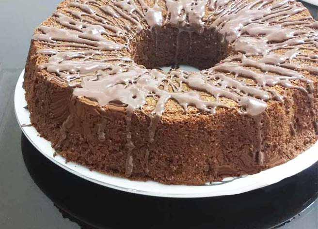 کیک موکا شف طیبه