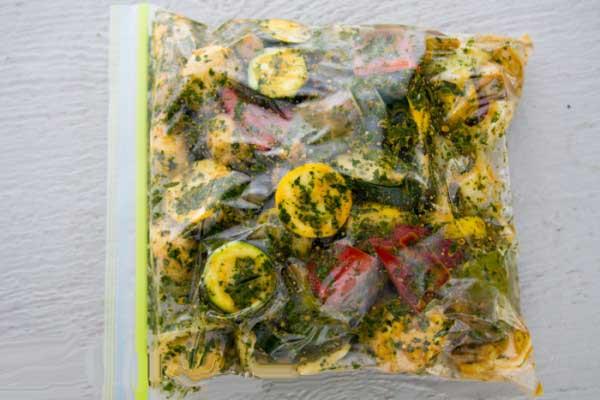 طرز تهیه کباب گیاهی