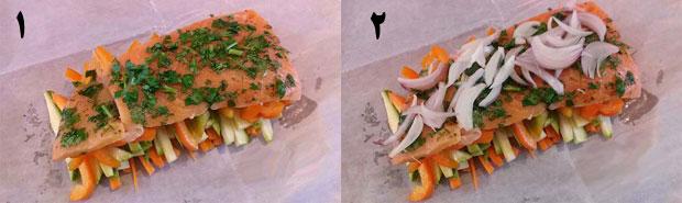 ماهی سالمون نروژی