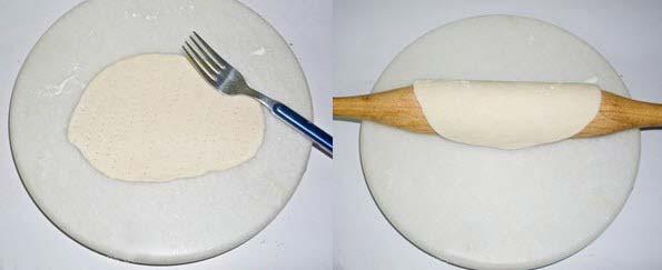 طرز تهیه تاکو با نان لواش