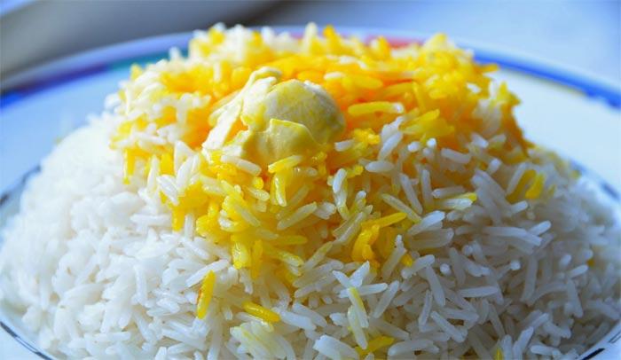 برنج مجلسی ایرونی