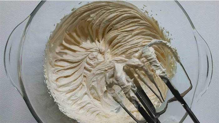 شیرینی نارگیلی به سبک قنادی