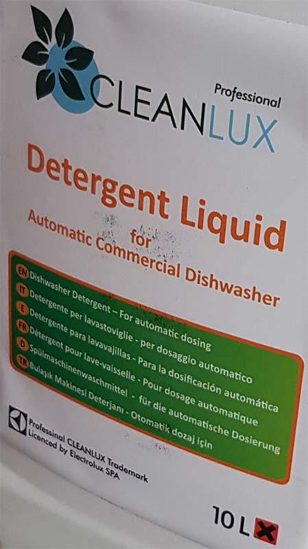مایع ظرفشویی صنعتی