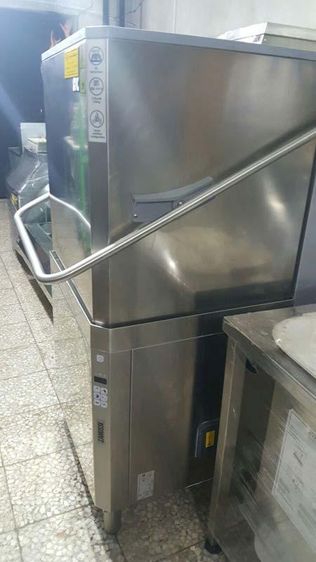 قیمت ماشین ظرفشویی صنعتی زانوسی
