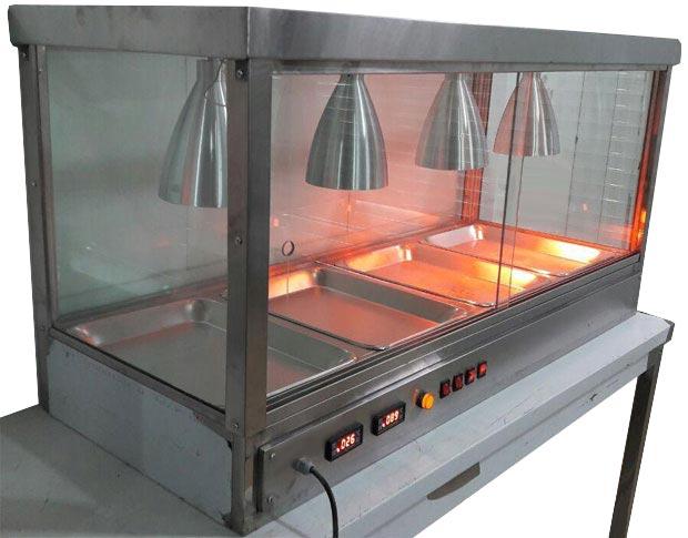 گرمخانه مرغ سوخاری