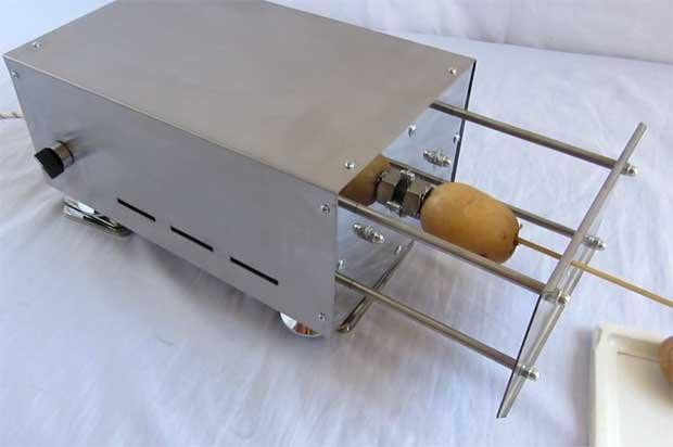 دستگاه فرچیپس صنعتی