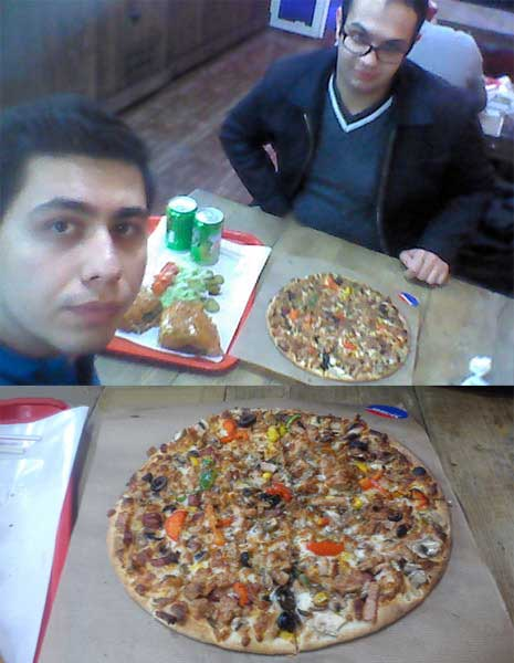 فر پیتزا صندوقی