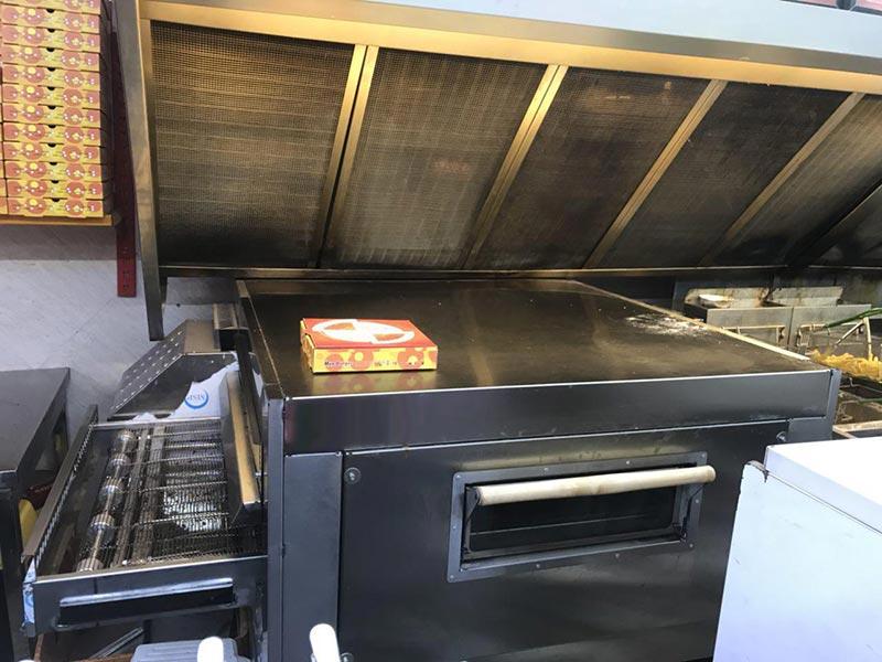 قیمت فر پیتزا ریلی دست دوم