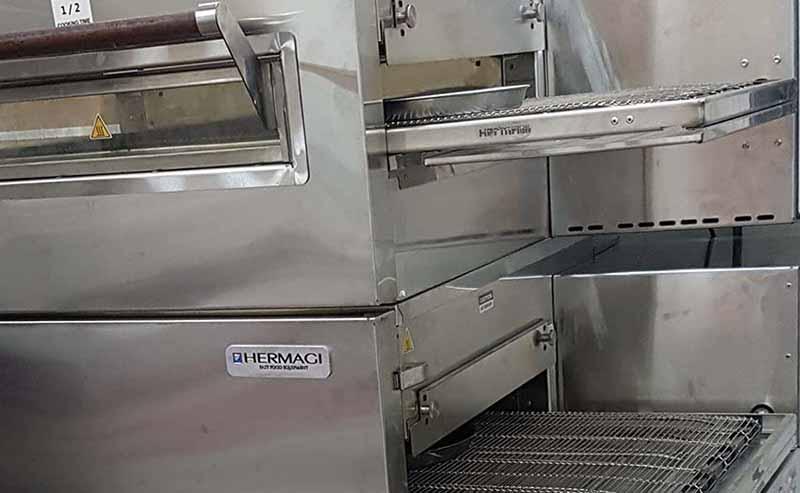 ماشینهای پخت هرماگی