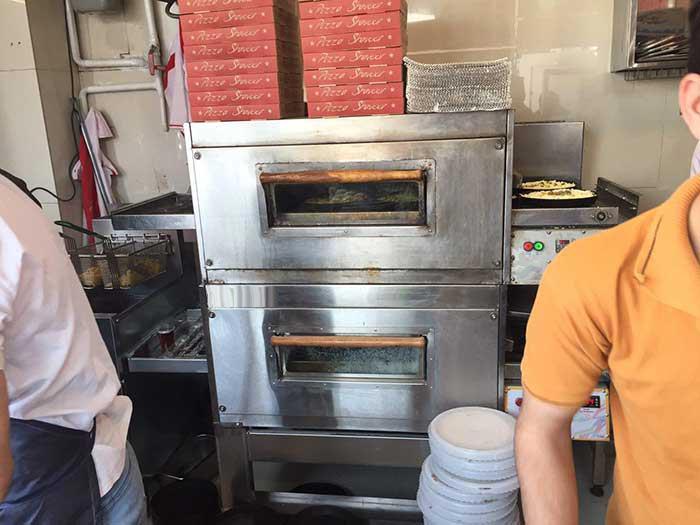 قیمت فر پیتزا