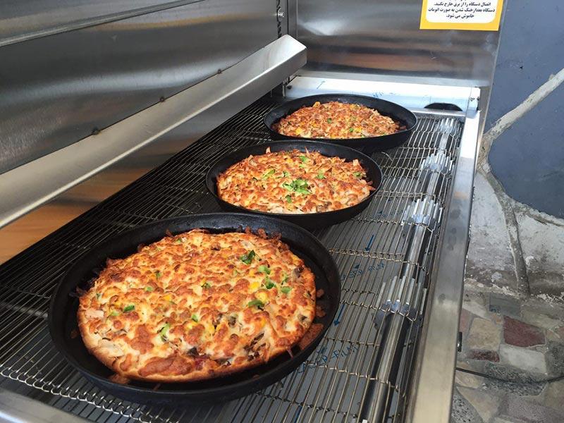 قیمت فر پیتزا ریلی