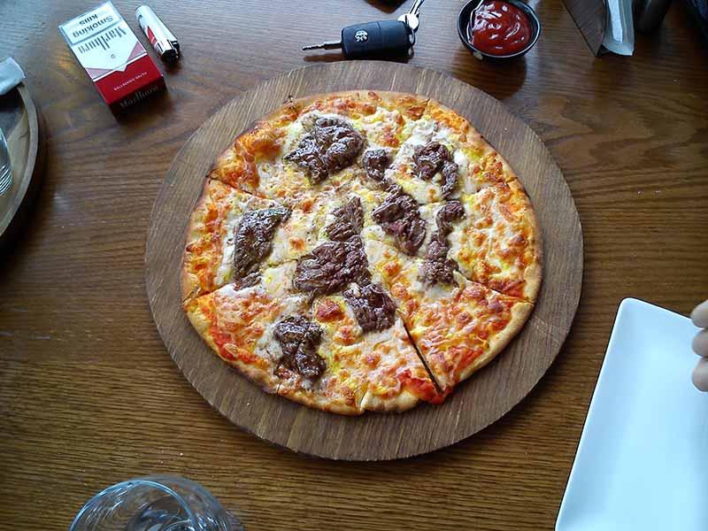 قیمت دستگاه پیتزا زن اتوماتیک