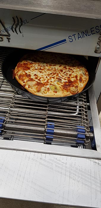 بهترین فر پیتزا ریلی