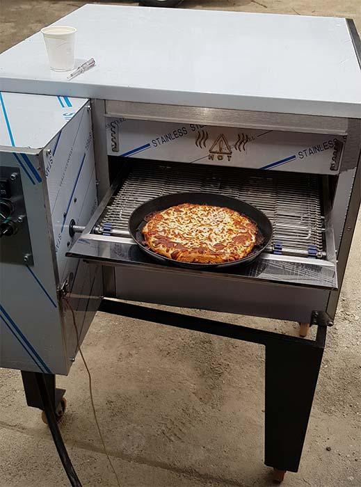 قیمت فر پیتزا ریلی لینکلن