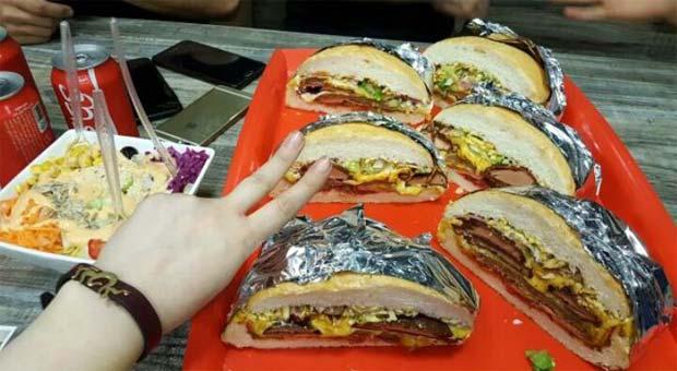 فر ساندویچ مرکب