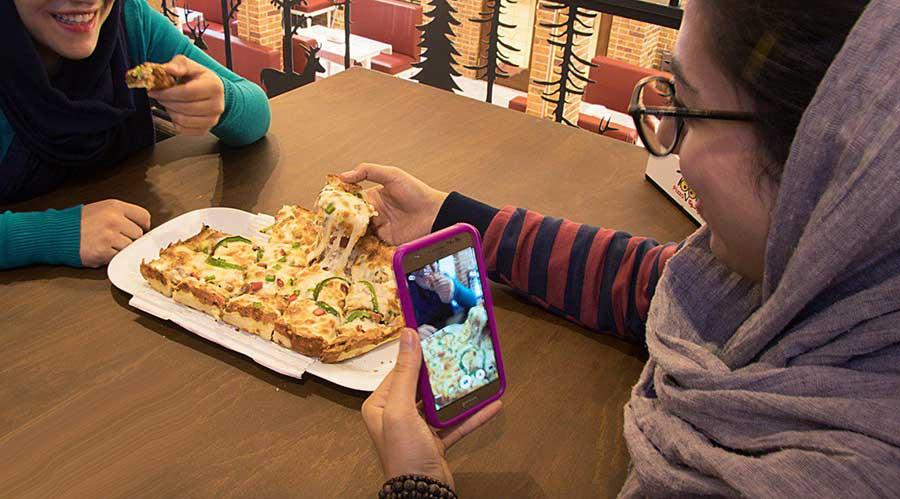 خرید قالب پیتزا