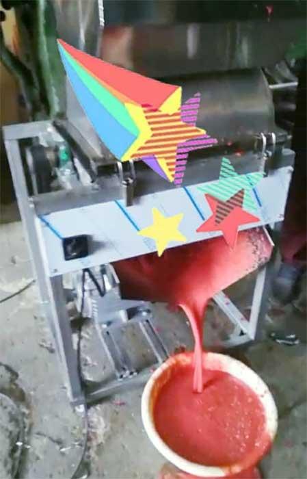 دستگاه رب سازی صنعتی