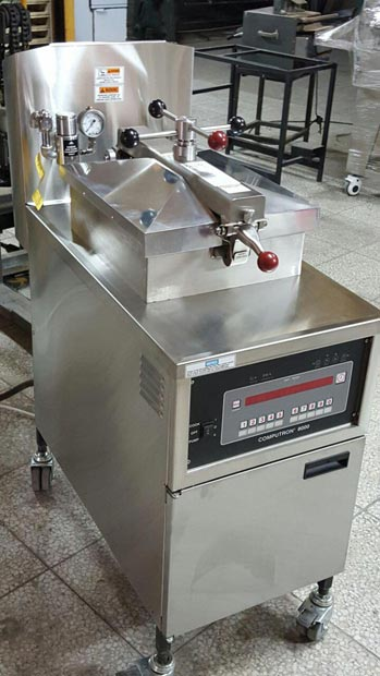 دستگاه مرغ سوخاری