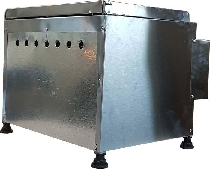 کباب پز گازی 60 سانتی