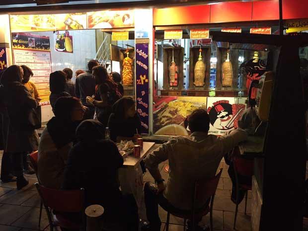 قیمت دستگاه ساندویچ کباب ترکی