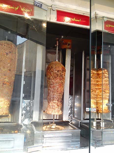 قیمت انواع دستگاه کباب ترکی