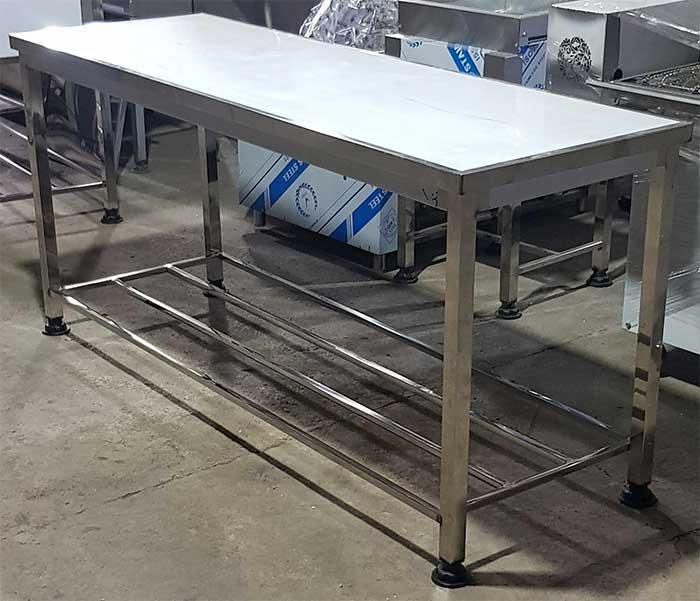 سازنده میز کار استیل