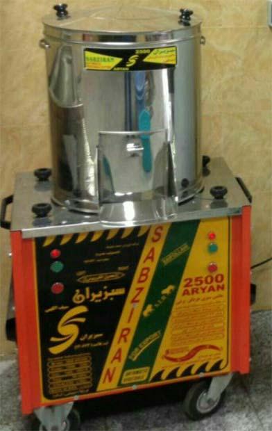 قیمت دستگاه سبزی خردکن سطلی