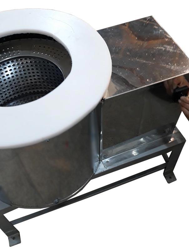 قیمت دستگاه سبزی خشک کن نیمه صنعتی