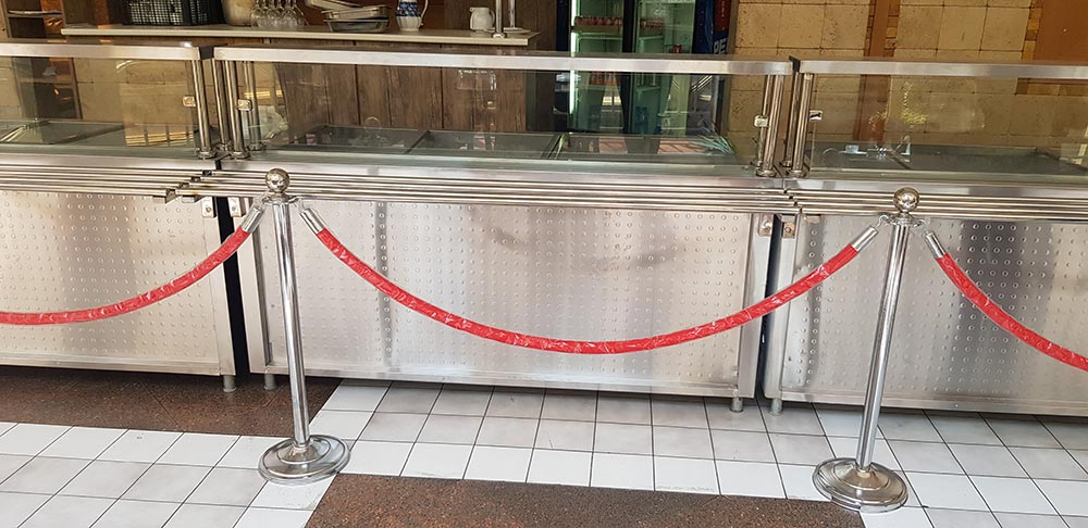 یخچال سلف سرویس