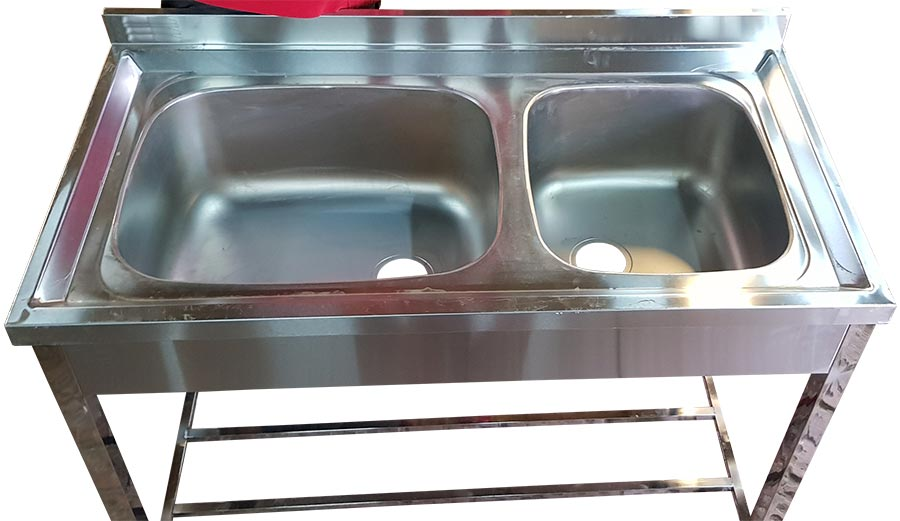 سینک های ظرفشویی صنعتی