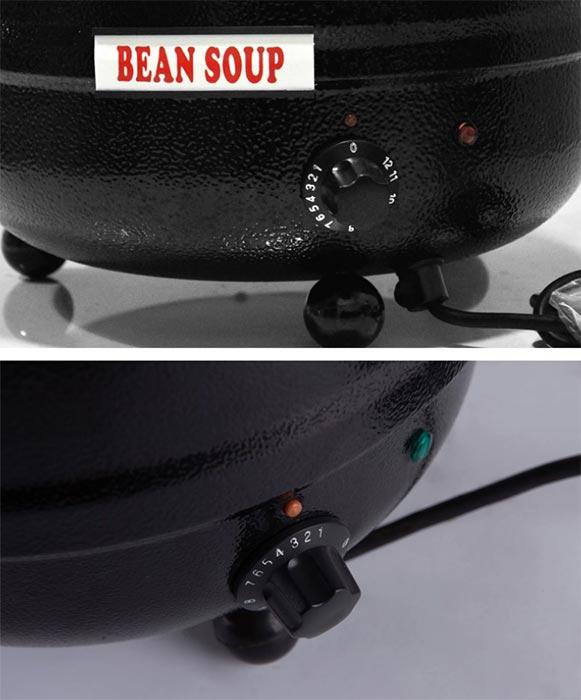 سوپ داغ کن برقی