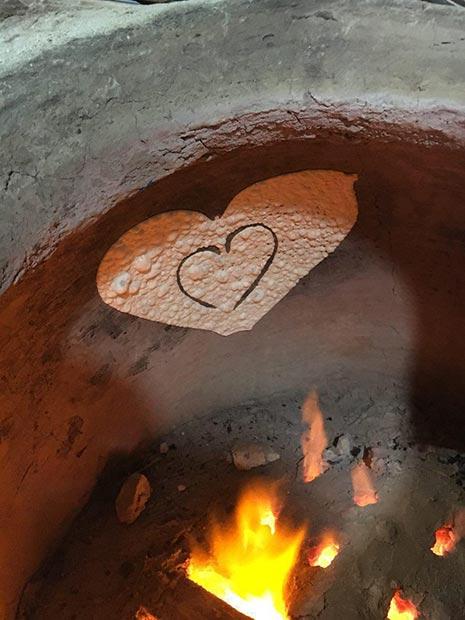 تنور نانوایی سنتی