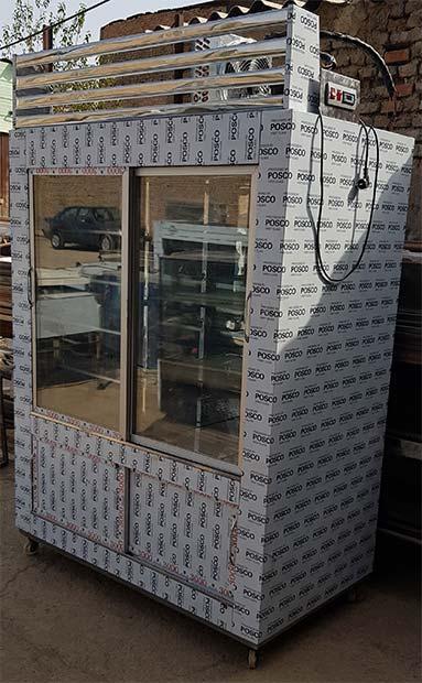 فروش یخچال کبابی