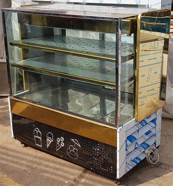 قیمت یخچال بستنی ویترینی